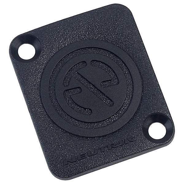 Neutrik DBA-BL Blank Plate for D connectors