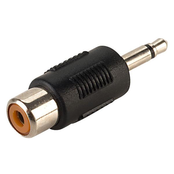 TruConnect 1x Mono 3.5mm Jack to 1x Phono Socket