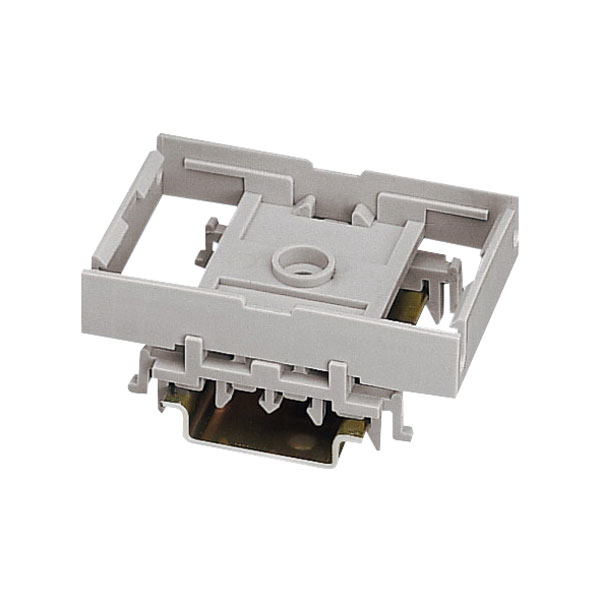 WAGO 288-001 Mounting Carrier for Screw or DIN Rail Mounting