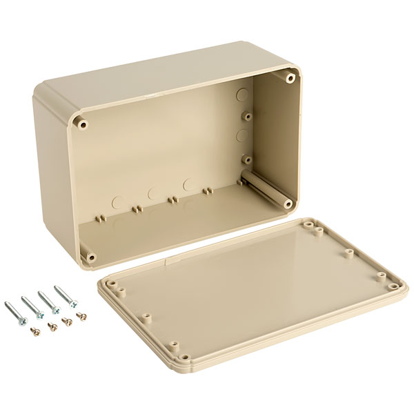 Hammond RL6435 Ritec Hand Held Instrument Enclosure 150 x 100 x 60 Grey