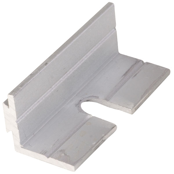 Evatron RLS40 Mounting Lug Dovetails On Side of Any E-case Enclosure 40mm