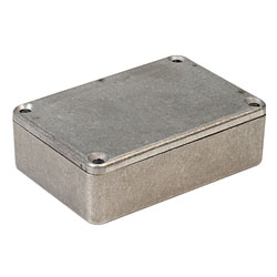 Hammond 1550P IP54 Diecast Aluminium Enclosure (80 x 55 x 25mm)