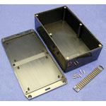 Hammond 1591 ESBK multifonction GPABS Boîtier 191 x 110 x 61 Noir