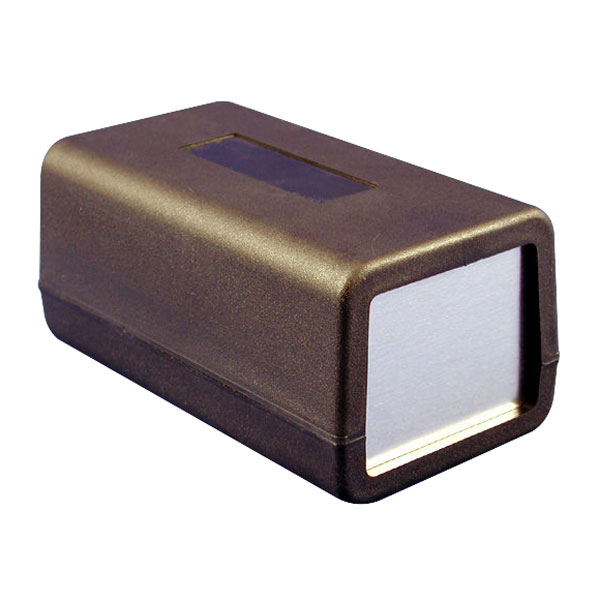 Image of Hammond 1210BK Plastic Bench Case 132 x 75 x 62 Black