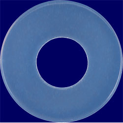 Optimas 0110765 M3 Plain Nylon Washer Pack 100