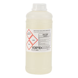 Fortex Liquid Developer Concentrate 3:1 Mix Ratio - 1L makes 4L