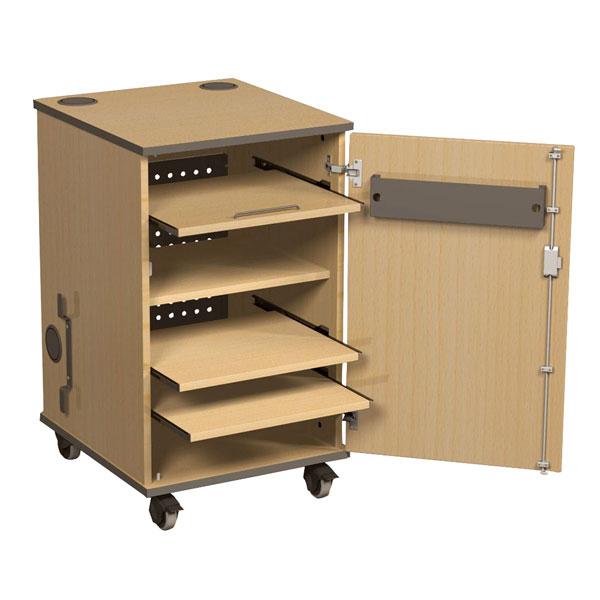 Metroplan Secure MM90 Multi-Media Projector Cabinets 930x524x570mm...