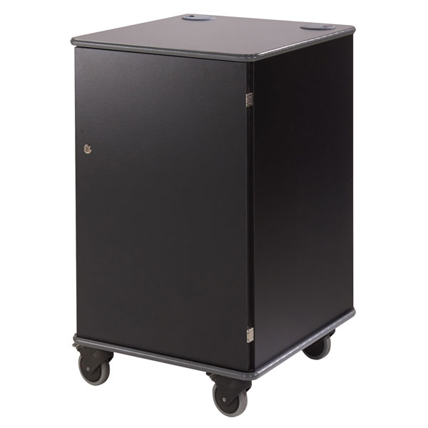 Metroplan Mm100 Coloured Mobile Multi-Media Cabinets 930x540x600mm...