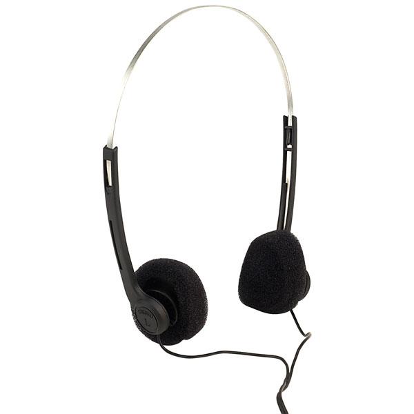 AV:Link 100.035UK SH27 Stereo Headphones