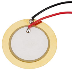 RVFM ABT-441-RC Piezo Element Leaded 4200hz 27mm
