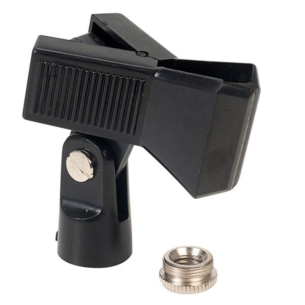 Image of QTX 188.140UK Mic Holder Clip Type