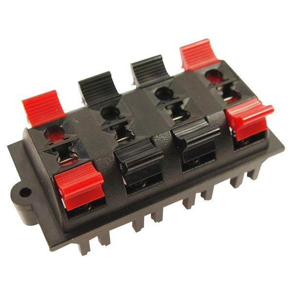 Cliff FE6930 Push-fit Speaker Terminals