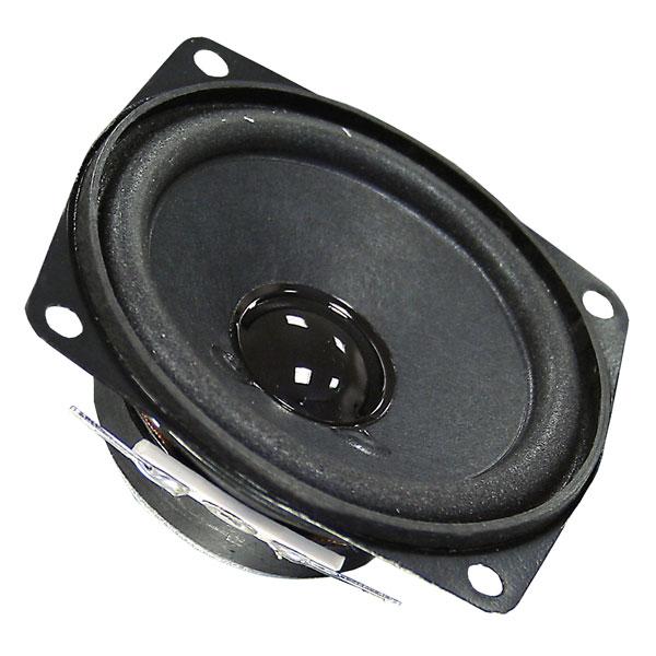 Visaton FR 7 - 4 Ohm Round Fullrange Speaker 6.5cm