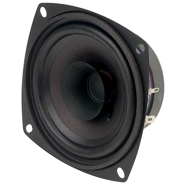 Visaton 2021 FR 10 - 8 Ohm Round Fullrange Speaker 10cm