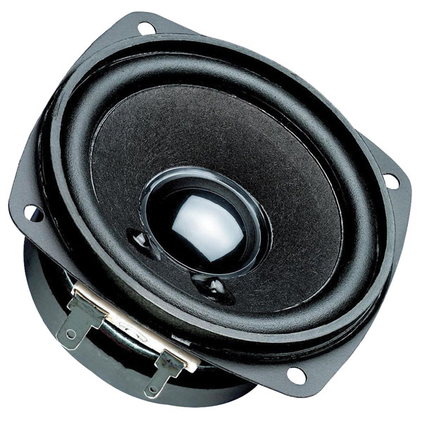 Visaton 2004 FRS 8 - 8 Ohm Round High Power Fullrange Speaker 8cm