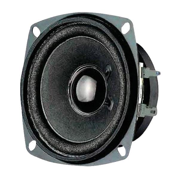 Visaton 2008 FR 8 - 8 Ohm Round Fullrange Speaker 8cm