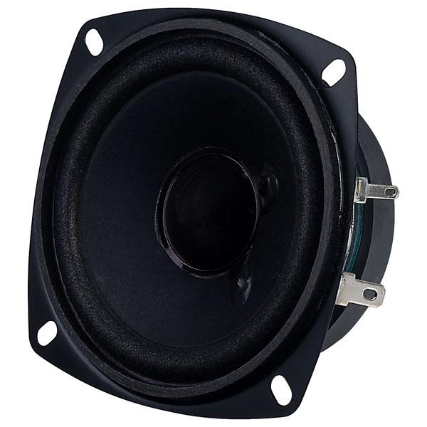 Visaton 2007 FR 8 - 4 Ohm Round Fullrange Speaker 8cm