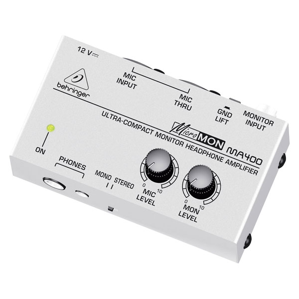 Behringer Micro-MON MA400