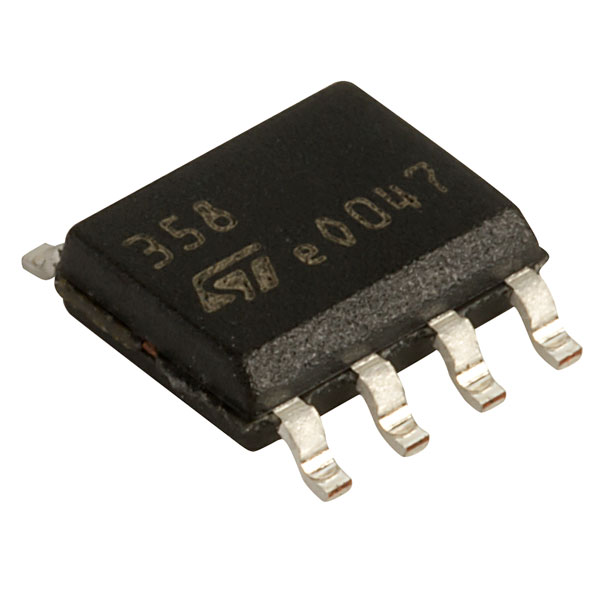 ST LM358DT 1.1Mhz SOIC Dual Operational Amplifier