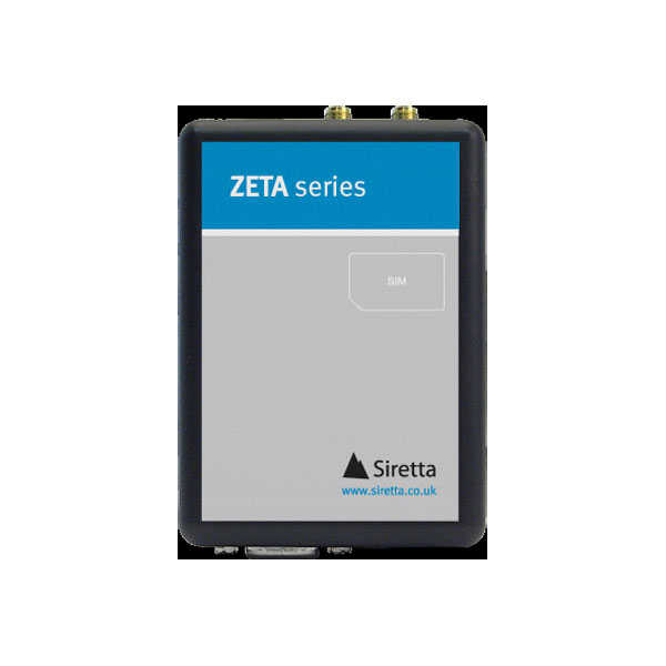 Image of Siretta ZETA-N2-GPRS Starter kit with Antenna PSU and Cable