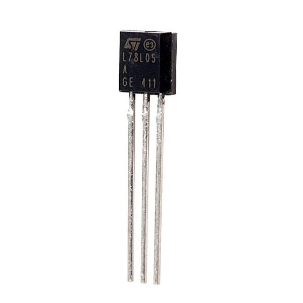 ST L78l05ACZ 0.1A +5V Voltage Regulator