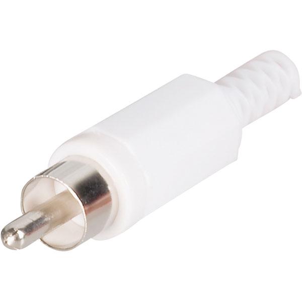 BKL 1107015/T Phono Connectors White