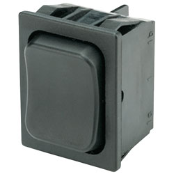 Marquardt 1839.1402 Rocker Switch DPDT On-Off-On 250V AC 10.8A