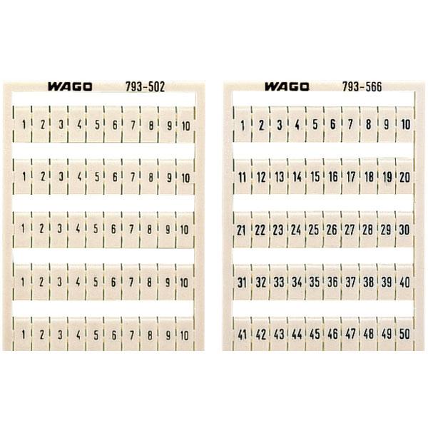 WAGO 793-3503 WMB Multiple Marking System Horizontal Marking 11 .....