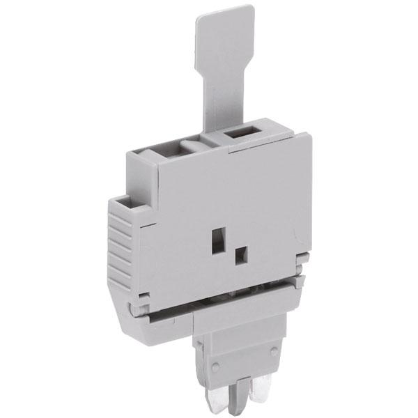 WAGO 2004-911 Fuse plug with Pull-tab for 5 x 20mm Miniature Metri...