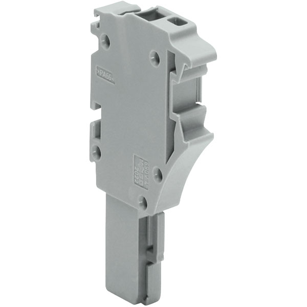 WAGO 2022-103 1 Conductor Female Plug for Insertion into Carrier T...