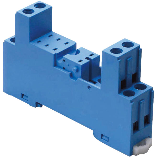 Finder 95.85.3 Relay Socket 250V 10A for 40.52 / 40.61 and 44.62 S...