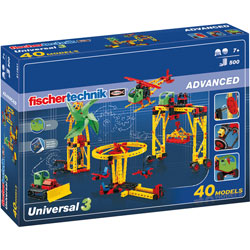 Fischertechnik Universal 3 Construction Kit