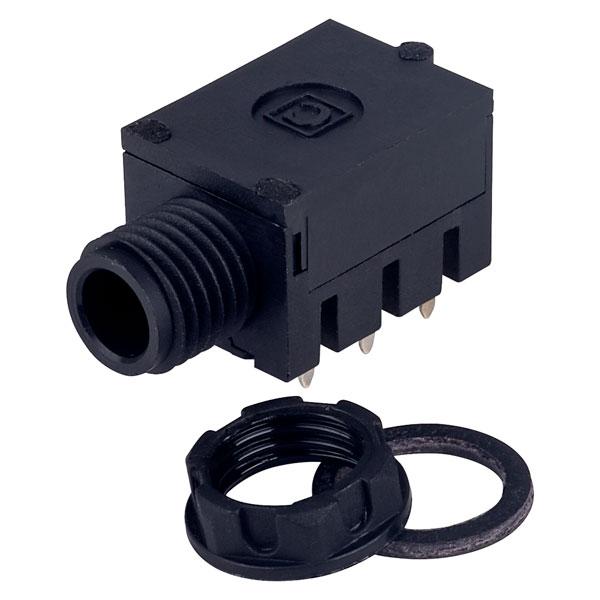 Cliff FC67810 S1KA Series Sealed Stereo Jack Socket