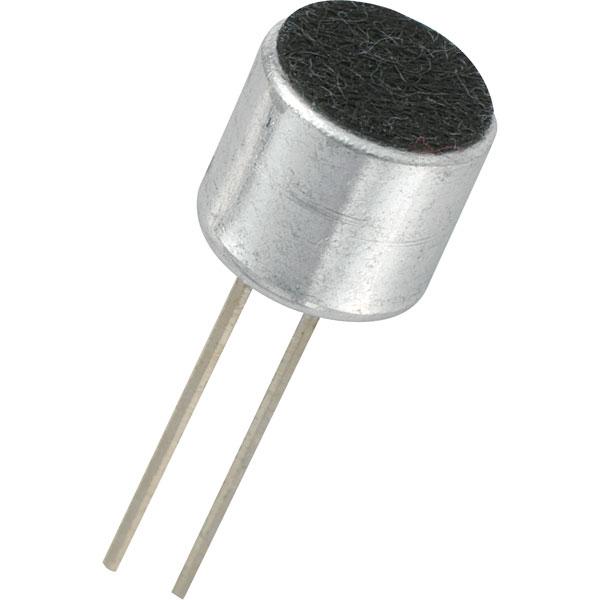 Image of KEPO KPCM-G60H50P-44DB-1185 Microphone Capsule Omni -44dB Through ...