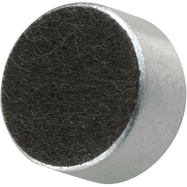 Image of KEPO KPCM-97H50U-47DB-1545 Microphone Capsule Uni -47dB SMD 9.7 x 5mm