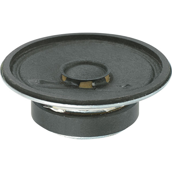 Loudspeaker; miniature general purpose; 0.5W; 8Ω;