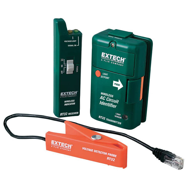 Extech RT32 Cable Tester | Rapid Online