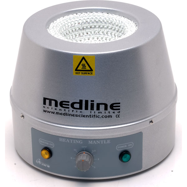 Image of Medline Temperature Controlled Heating Mantle 250ml