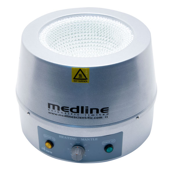 Image of Medline Temperature Controlled Heating Mantle 1L
