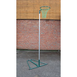 Netball Post Portable Approved 2.5 x 2.75 x 3.05m