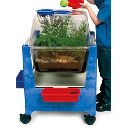 C1147 Science Habitat Centre for Herbs, Insects or Pond - 700 x 520 x 525mm