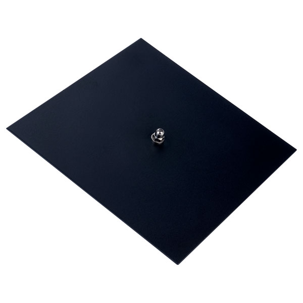 Image of Rapid Chladni Plate - Square - 140mm x 140mm