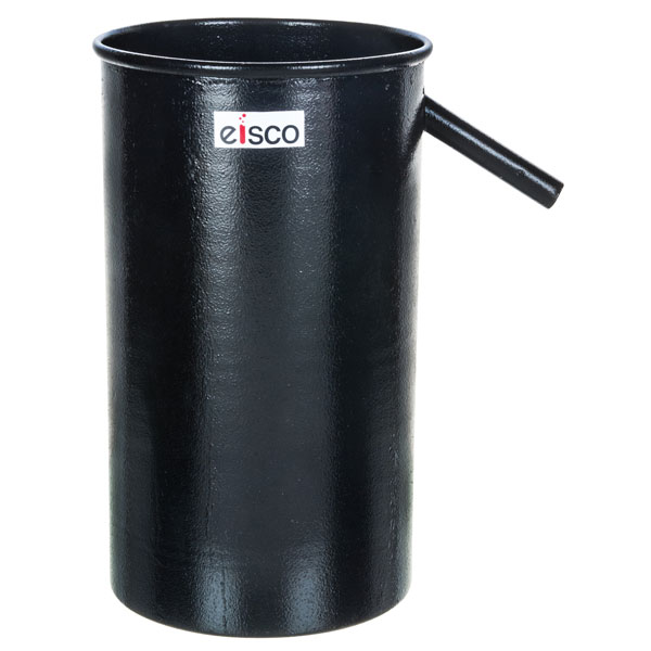 Image of Eisco PH0118 - Displacement Vessel Tin - 225 x 125mm