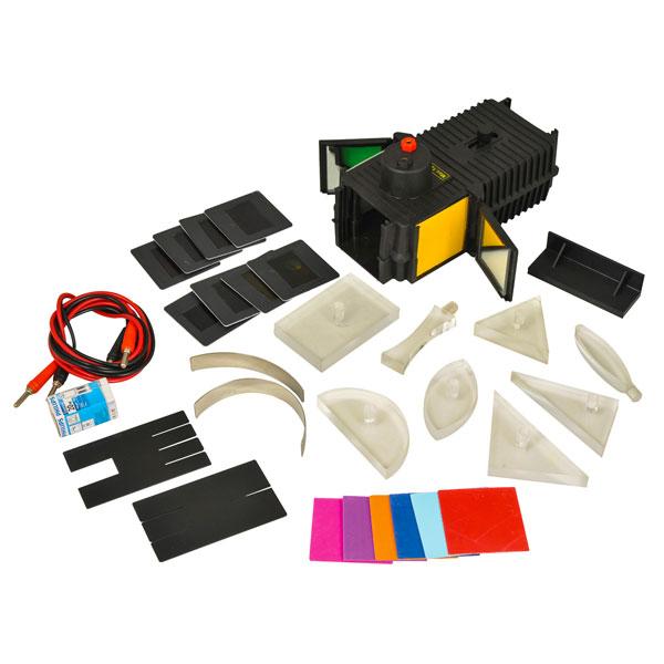 Image of Eisco PH0615 - Light Box and Optical Set