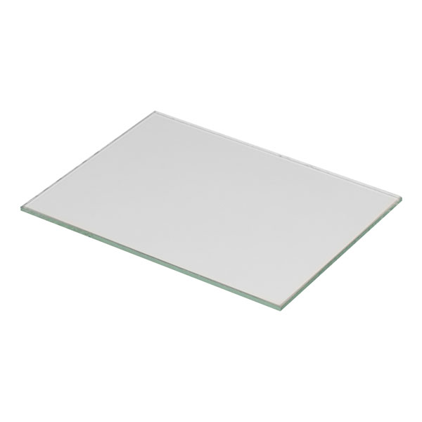 Image of Eisco PH0514D - Plane Glass Mirrors - Unmounted 150 x 25mm - Pack ...