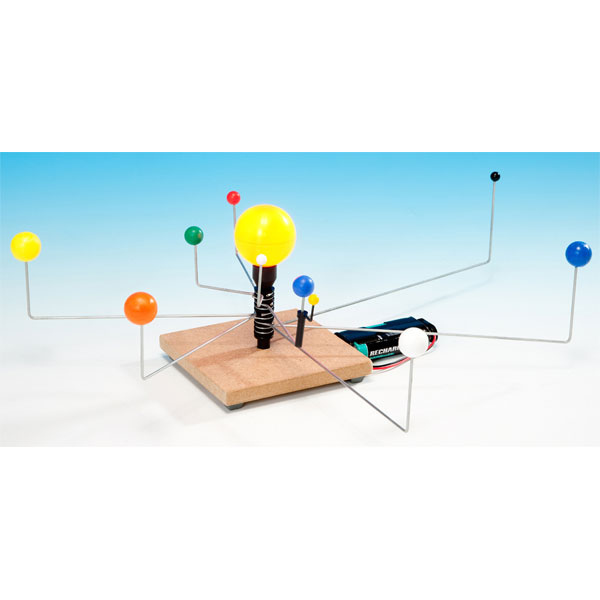 Image of Cochranes Of Oxford - Solar System Orrery - Height 100mm