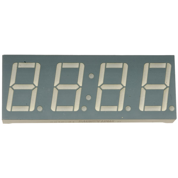 Image of Kingbright CA56-11EWA 4 Digit High Efficiency Red LED Display