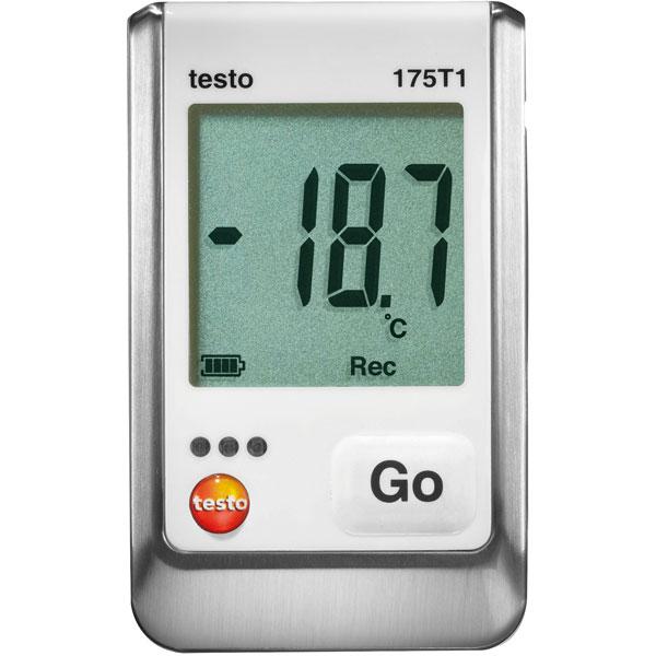 Image of Testo 0572 1751 175 T1 1 Channel Temperature Data Logger