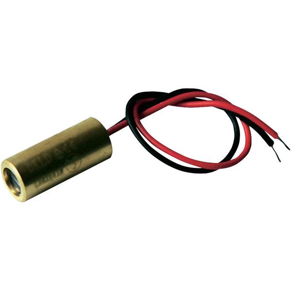 Laserfuchs 70108477 Red Class 1 Laser 2m 5mW 3-6VDC 40mA 635nm Wav...