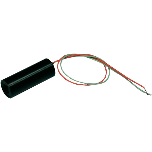 Picotronic 70100594 Red Class 2 Laser 10m 1mW 2.7-3.3VDC 30mA 650n...